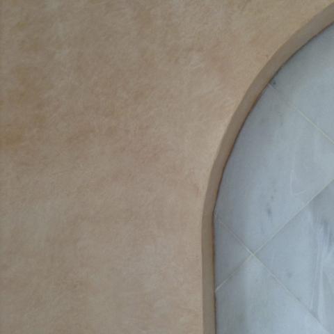 Pintura decorativa baño madrid toledo imitacion piedra