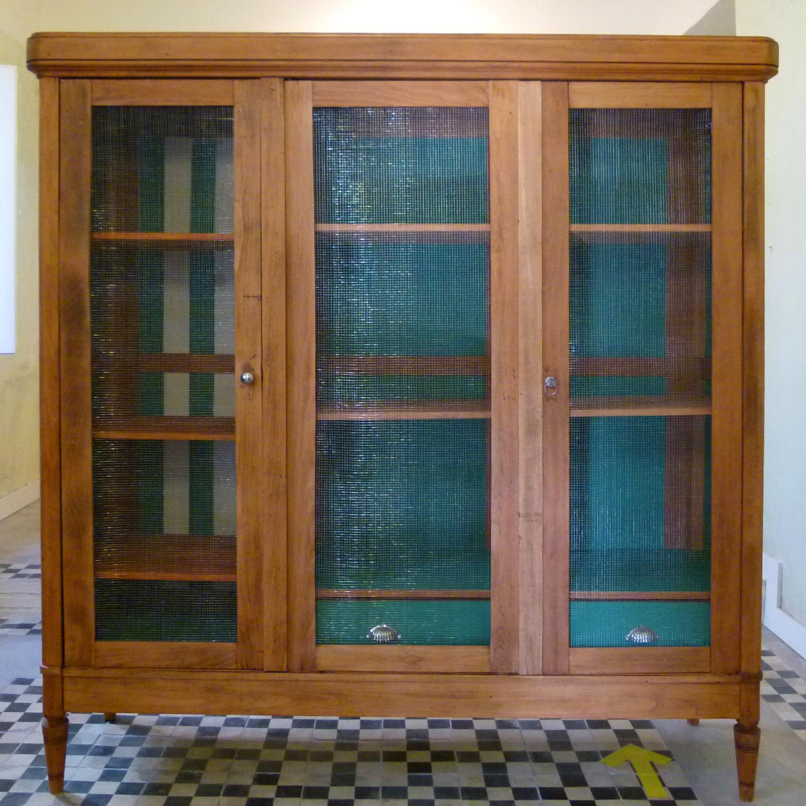transformacion Armario Alacena puertas pintura interior