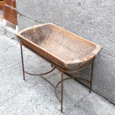 artesa antigua forja transformacion reciclaje restauracion muebles mobiliario vintage antiguedades decoracion interiorismo madrid toledo