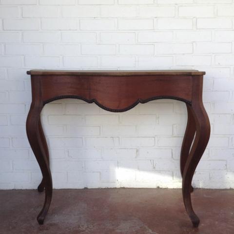 consola clasica transformacion reciclaje restauracion muebles mobiliario vintage antiguedades decoracion interiorismo madrid toledo