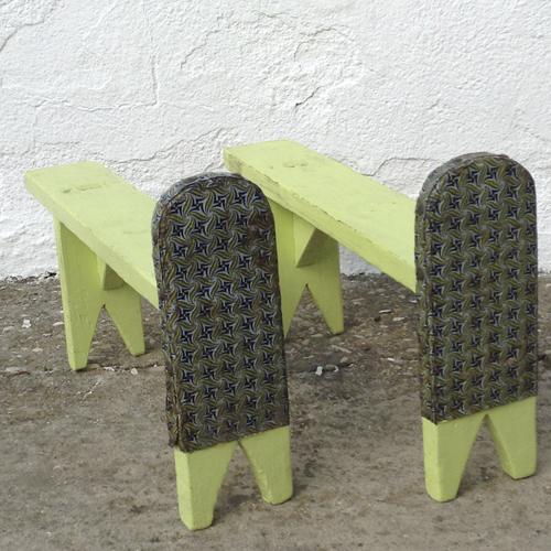estribos baul antiguo chapa transformacion reciclaje restauracion muebles mobiliario vintage antiguedades decoracion interiorismo madrid toledo